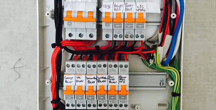 ELECTRICAL SWITCHBOARD INSTALLATIONS